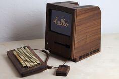 The golden Appel - Macintosh, Love Hulten - Wonen voor mannen