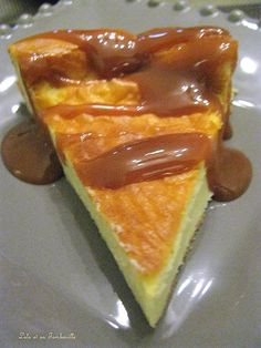 Lolo mascarpone flan and its Tambouille – Typical Miracle Ricotta, Thermomix Desserts, Flaky Pastry, Diy Cake, Macaroons, Plated Desserts, Gourmet Recipes, Gourmet Foods, Food Inspiration