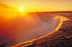 45 Beautiful Nature and Landscape Canada Photography Victoria Falls, Canada, Beautiful Waterfalls, Image Hd, Natural Wonders, Quebec, Amazing Nature, Resorts, Wonders Of The World