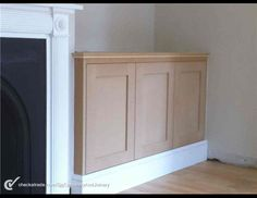 MDF alcove cupboards Alcove Storage, Alcove Shelving, Alcove Cupboards, Diy Cupboards, Built In Cupboards, Living Room Cupboards, Building Kitchen Cabinets, Chimney Breast Shelving, Interior Design Living Room
