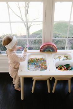 Our Favorite IKEA Montessori Finds for Babies and Kids Ikea Kids Playroom, Toddler Playroom, Playroom Furniture, Playroom Design, Playroom Decor, Kids Room, Playroom Ideas, Ikea For Kids, Ikea Kids Table