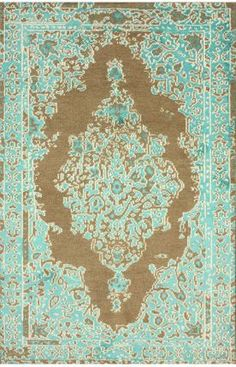 Rugs USA Savanna Turquoise Rug, area rugs, style, home decor, pattern, trend, home decor, house, home, interiors, pretty, inspire, chic, discount,