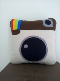 Almofada Instagram R$44,00