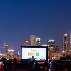 Why We Love L.A. Summers: Outdoor Movie Screenings: LAist