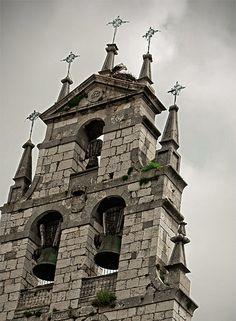 Campanas de la Iglesia de San Lesmes en Burgos