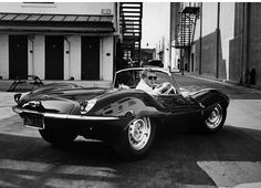 Steve McQueen and his Jaguar XKSS. One of only 18 ever built, McQueen loved his XKSS. Sundance Kid, Steve Mcqueen Quotes, Thomas Crown, Vintage Cars, Antique Cars, Vintage Photos, Retro Cars, Rare Photos, Vintage Photographs
