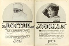 Lois Weber Productions, The Doctor and the Woman, Mildred Harris, Jewel Productions,