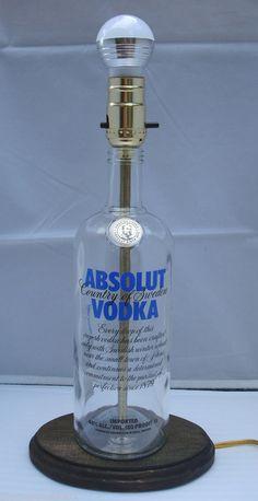 Absolut Vodka 20 inch tower//dispenser NEW Man Cave