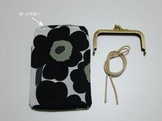 Marimekko, Blog Entry, Mittens, Sewing Patterns, Diy Crafts, Purses, Wallet, How To Make, Handmade