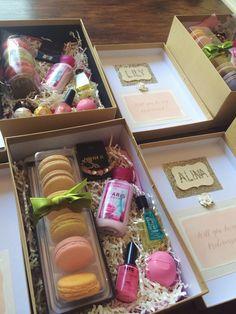 Bridesmaid Box!  #theliogkywedding