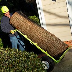 Log Dolly | Landscaping Tools | Log Movers | SherrillTree