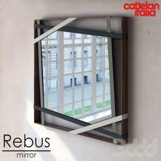 Cattelan Italia: Mirror Rebus