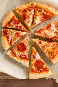 Two-Ingredient Pizza Dough  - Delish.com