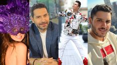 'You throw New Year's concerts in Beirut and get vaccinated in Dubai.' Many Lebanese stars have shared their experiences of getting the Coronavirus vaccine on social media, such as Al-Walid Al-Hellani, Annabella Hilal, Wissam Breidy and Samir Sfier...