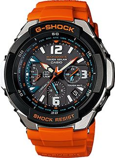 CASIO  G-SHOCK SKY COCKPIT  GW-3000M-4A