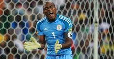 PHOTOS: Enyeama Buries Mom Attributes All His Achievements To Her Influence