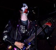 House Of The Whipcord Zine: Nocturnal Depression Interview