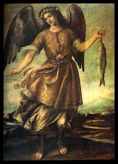 Saint Raphael the Archangel prayer. patron saint of lovers, partners & travel