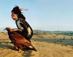Tim Walker. birds.