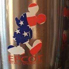 America, Epcot