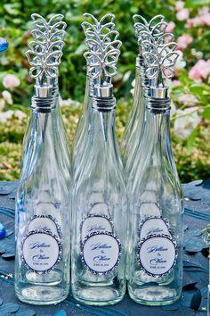 wine bottle centerpieces for wedding | Wedding Creative Lookbooks + Wedding Accessories by Weddingstar ...