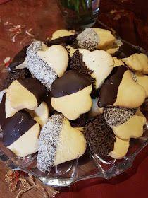 ΜΑΓΕΙΡΙΚΗ ΚΑΙ ΣΥΝΤΑΓΕΣ 2: Μπισκότα βουτύρου !!! Confectionery, Pudding, Cookies, Desserts, Food, Crack Crackers, Tailgate Desserts, Deserts, Puddings