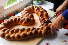 ≈ heart bread ≈, via Flickr.
