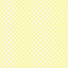Adesivos de Parede Poá Amarelo  - TaColado