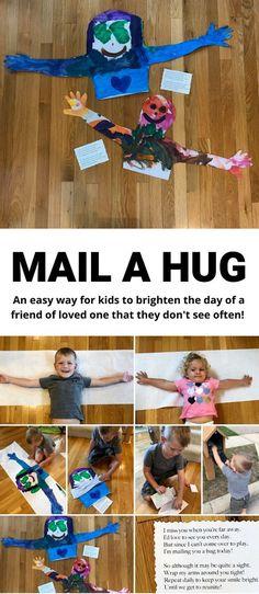 fun mail for kids ~ fun mail . fun mail for kids . fun mail ideas for kids . fun mail for kids care packages . Craft Activities For Kids, Projects For Kids, Preschool Activities, Diy For Kids, Summer Activities, Fun Kids Activities, Art Games For Kids, Elderly Activities, Dementia Activities