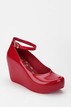 Playful #urbanoutfitters #anklestrap #wedge