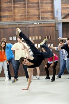 Dance Academy Sammy