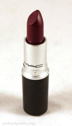 MAC Rebel, my favorite <3