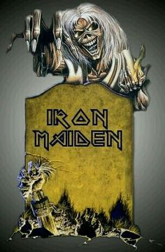 Eddie-Iron Maiden.......