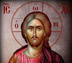 Byzantine Icons, Orthodox Christianity, God Prayer, Son Of God, Christian Faith, Jesus Christ, Mona Lisa, Prayers, Spirituality