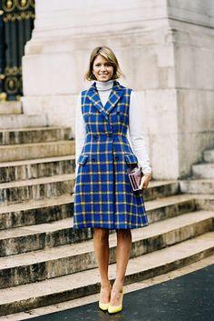 Paris Fashion Week SS 2015....Helena