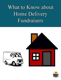 Here are some things to consider with home delivery fundraisers.