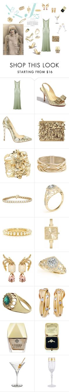 """That's Harlem baby !!!!! ;))"" by athinakarayiannide ❤ liked on Polyvore featuring Jenny Packham, Kate Spade, Christian Louboutin, Forest of Chintz, Aurélie Bidermann, Rosantica, Laura Ashley, Oscar de la Renta, Cartier and Kendra Scott"