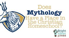 If you're using The Mystery of History, you have probably touched on mythology. For example, my children have learned about Egyptian and Greek mythology in The Mystery of History I and Norse mythology in The Mystery of History II. Mythology is part of our vocabulary Have you ever watched a sports team called the Trojans? Or complained that laws were draconian? Or maybe …