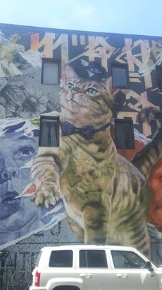 Love Montreal Street art!