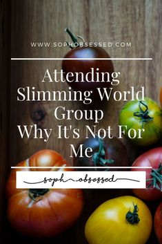 I've made no secret of the fact I am not a massive fan of attending Slimming World groups. I like the principle of the plan, and I can see how the meetings can really help some people, but I struggle… Slimming World Groups, Slimming World Plan, You Better Work, How To Better Yourself, Feel Better, Health And Fitness Articles, Health Fitness, Der Plan, Lose Weight
