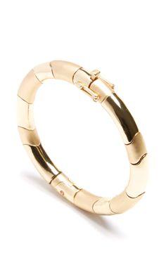 Circular Prism Bracelet by Eddie Borgo for Preorder on Moda Operandi