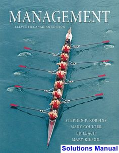 Textbook solutions manual for bank management financial services solutions manual for management canadian 11th edition by robbins ibsn 9780134030678 fandeluxe Gallery