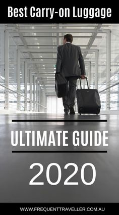 Complete buying guide to the Best Carry-on Luggage 2020. Ultimate reviews of the best carry on luggage. 2019 Reviews of carry-on luggage | Top Carry-On Luggage | Best Carry-On Brands | Buying Guide and Reviews Carry On Luggage| Where to Buy Carry-On Bags | #BestCarryOn #BuyCarryOnLuggage #BuyingGuideCarryOn Travel Guides, Travel Tips, Travel Articles, Travel Destinations, Travel Packing, Travel Luggage, Macau Travel, Venice Travel, Singapore Travel