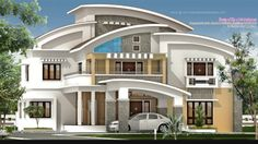 designer luxury homes. Designer Home Plans Square Yards Designed By R It Designers Kannur Kerala  On Design Dream House House Pinterest Architecture And Luxury Houses