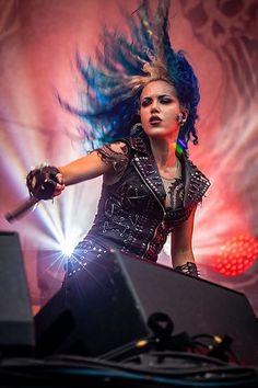 Ladies Of Metal, Metal Girl, Angela Gossow, The Agonist, Amon Amarth, Alissa White, Symphonic Metal, Arch Enemy, 80s Rock