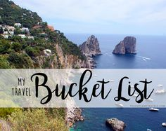 My Travel Bucket List Cheap Web Hosting, Ecommerce Hosting, Teacups, Lifestyle Blog, About Me Blog, Bucket, Beach, Water, Travel