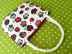 süße Kindetasche... Pot Holders, Jewlery, Princess, Fashion, Kids Hands, Owls, Hot Pads, Jewelery, Fashion Styles