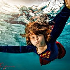 """From PADI....Though not specifically scuba diving, we love this underwater photo entitled """"Supergirl"""" from @adamoprisphotography on Instagram. To see your photo here, tag it #PADI on Instagram"""