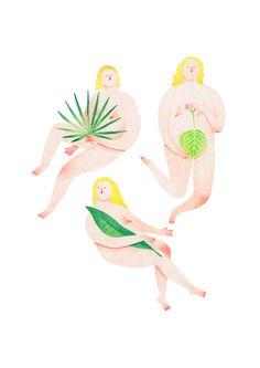 Charming Summer Illustrations By Eleonora Arosio – iGNANT.de