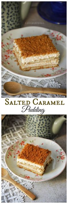This scrumptious Salted Caramel Pudding recipe is one of the best recipes in the blog. This delectably airy treat includes a cloud like salted caramel cream and digestive biscuit layers that become cake like and soft from the pudding. Best recipe to please a crowd.